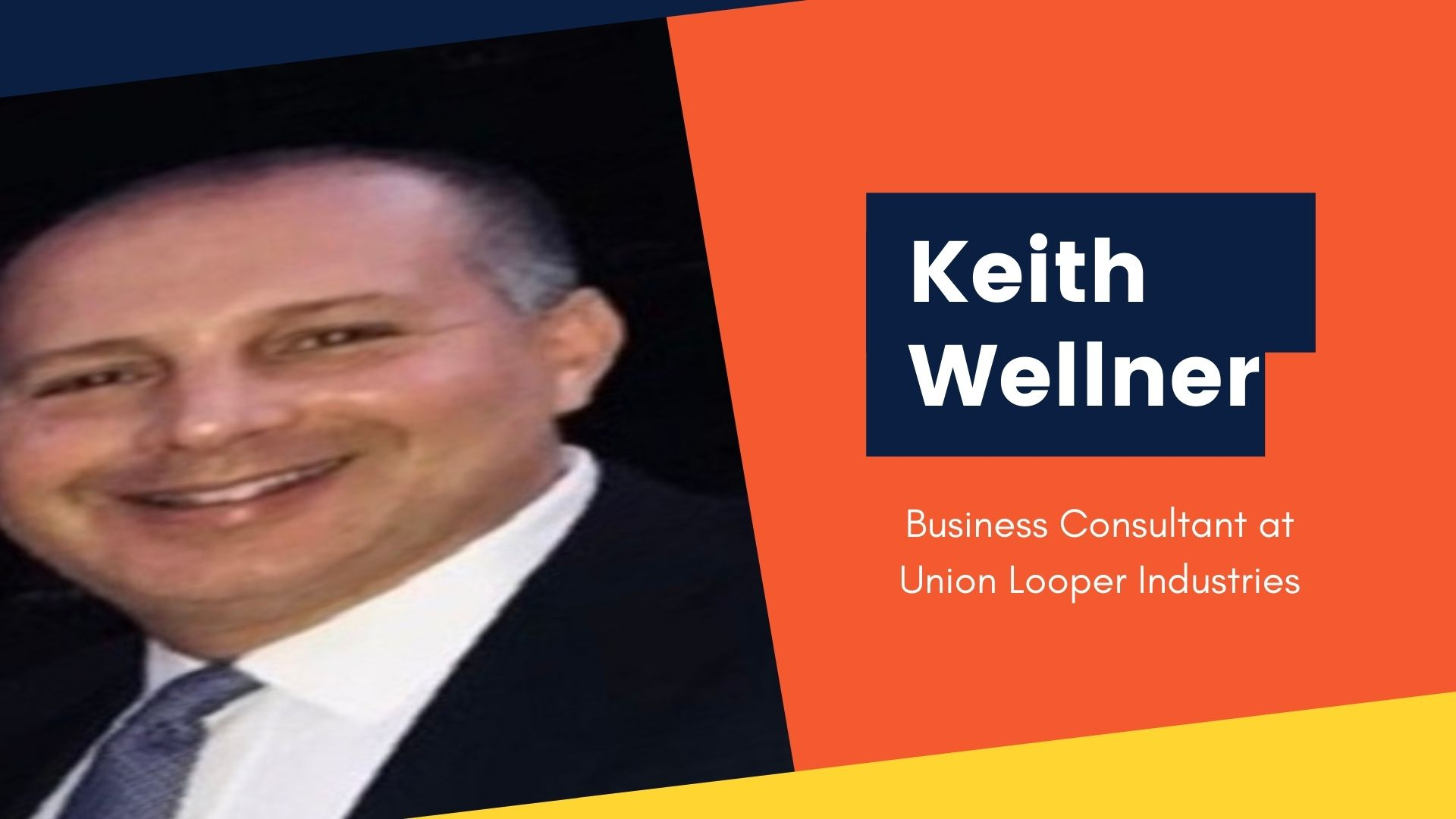 Keith Wellner Business Strategy Consultant In USA
