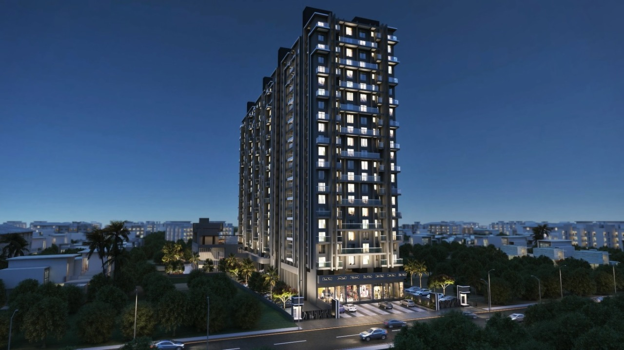 Luxurious 3 BHK flats at Infinity World Reviews