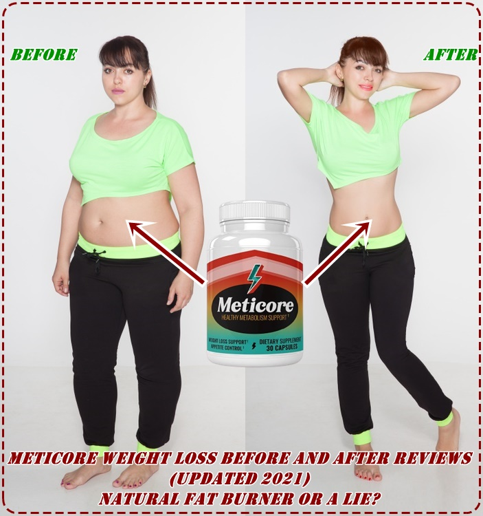 Meticore will take care of your fat