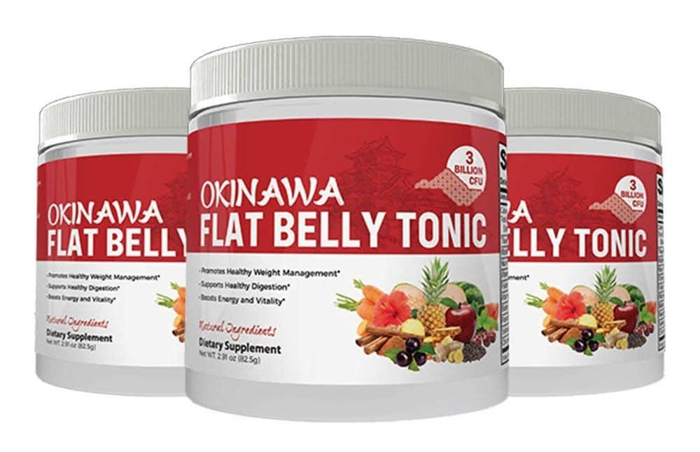 Okinawa Flat Belly Tonic: New Best Legit Way To Lose Weight 2021