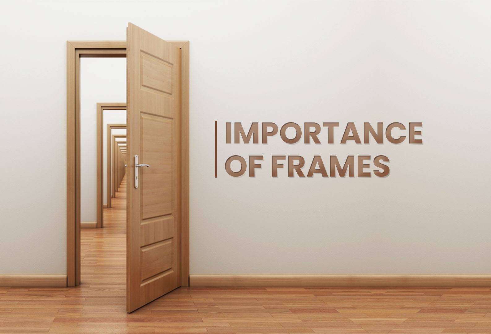 Types of Wooden Frames for Doors and Windows