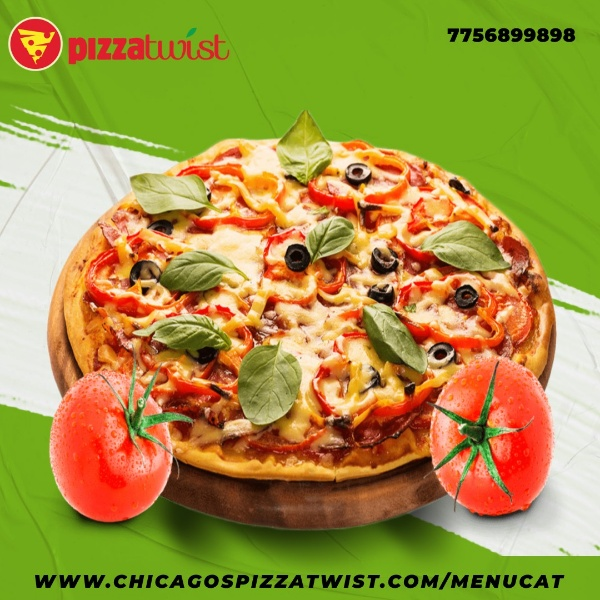 You can arrange online from the best pizza caf in Reno.