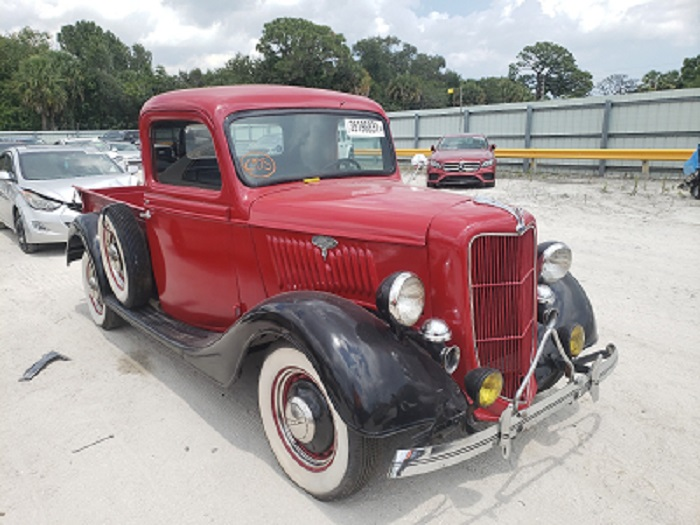 1936 Ford Pickup For Sale At AutoBidMaster