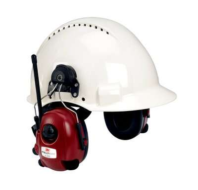 3M Hard Hat Mounted Headsets First Source Wireless