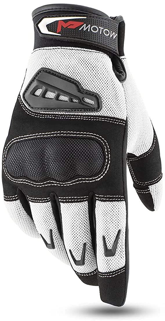Black and white gloves for Men and Women