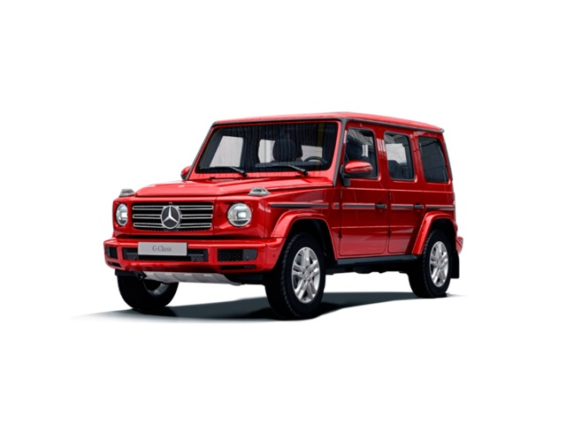 Buy the Lavish and Powerful MercedesBenz GClass from T and T Motors