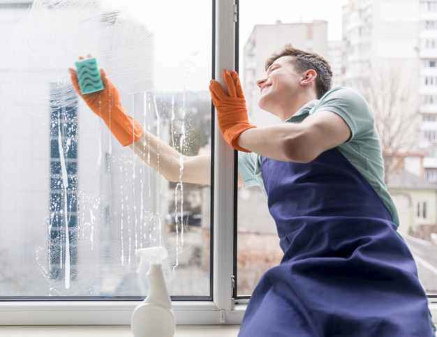 Clean your Windows With the Help of Professional Window Washing.