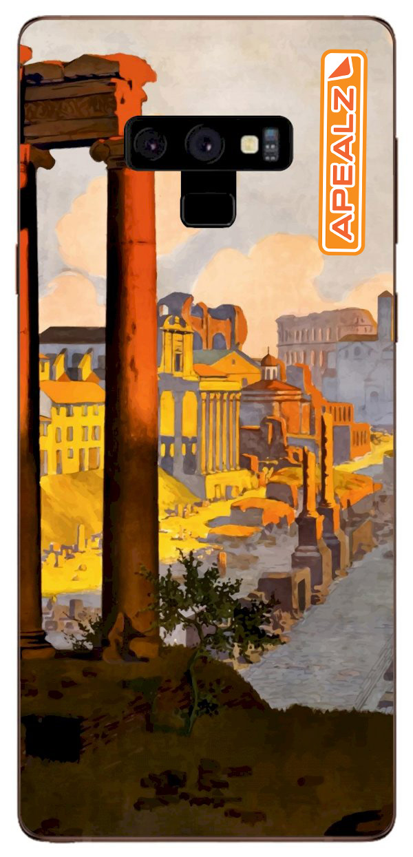 Custom Samsung galaxy note 9 skins, stickers covers