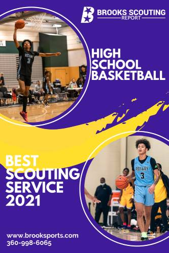 High School Basketball Scouting Service 2021 Brooks Scouting