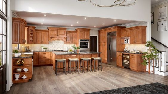 How much does it cost to remodel Your kitchen with New Cabinets?