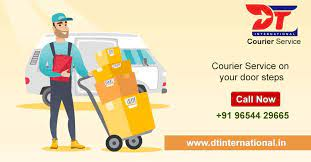 International Courier Services from India