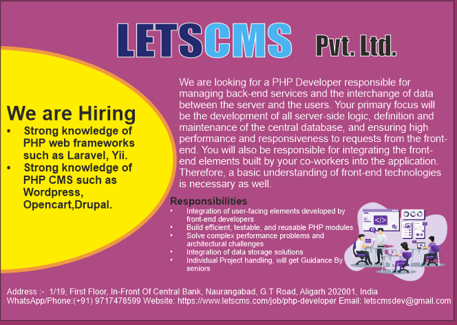 Job in PHP CMS such as Wordpress, Opencart,Drupal Development Android App ...