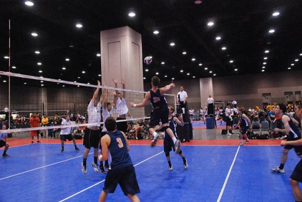 Professional Volleyball for kids in Seal Beach