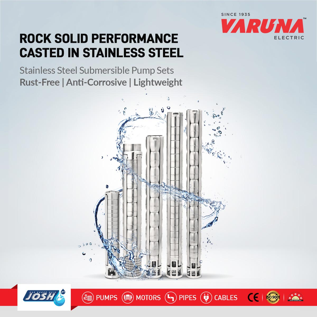 Stainless Steel Pumps Manufacturers In India