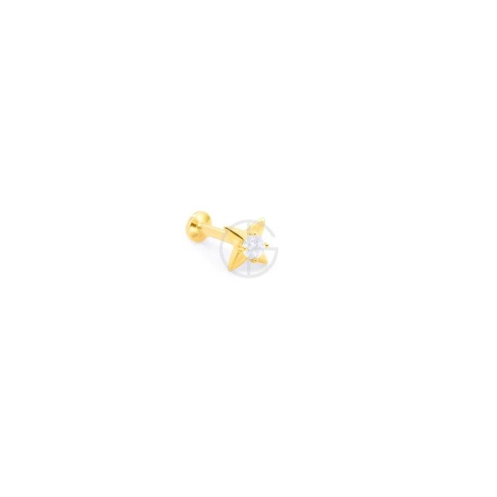 The Best 14kt Solid Gold Body Jewelry California