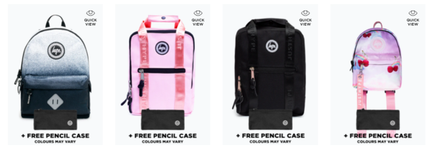 Trending Kids School Bags and Pencil Cases