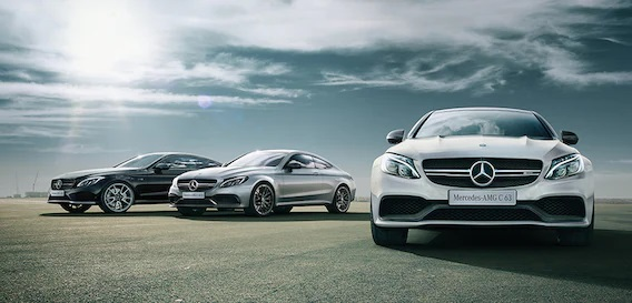 T and T Motors Offers Top MercedesBenz Models in India