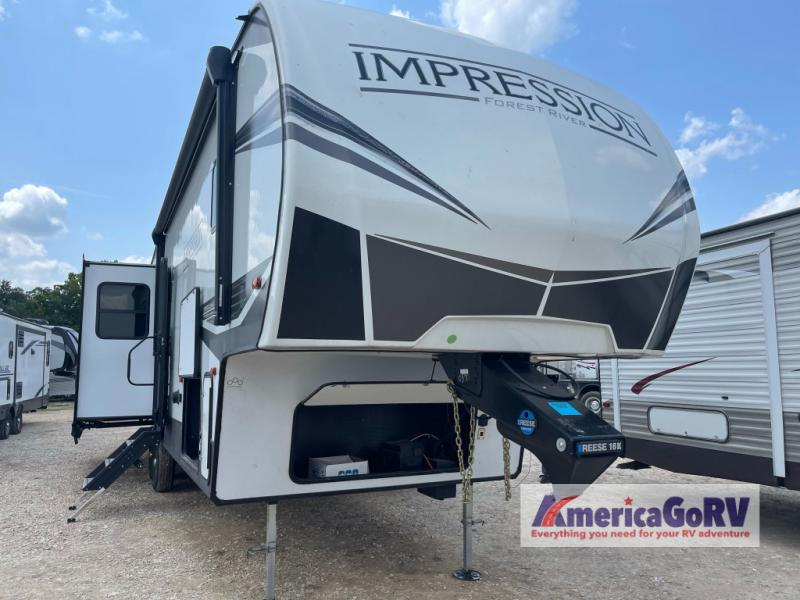 Used 2020 Forest River RV Impression 34MID