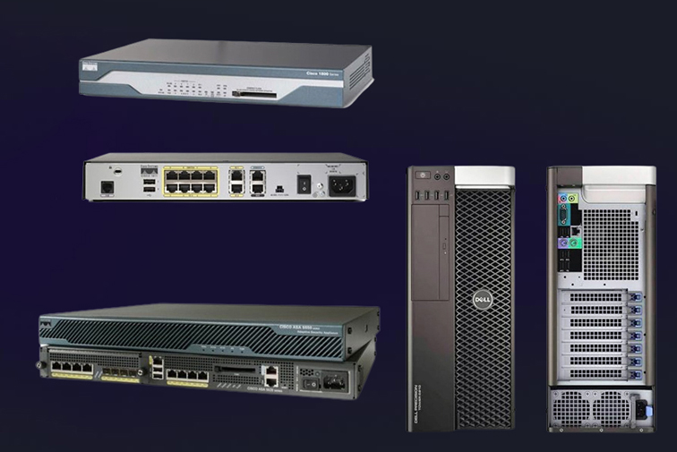 Used Networking module