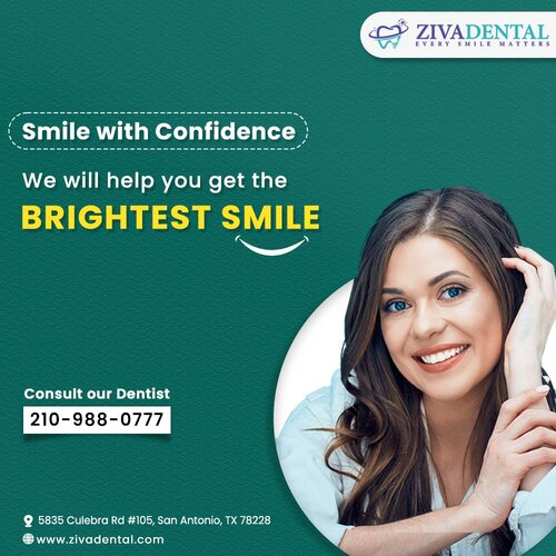 Best clinic for Cosmetic Dentistry in San Antonio TX