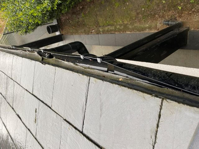 Call Gutter Cleaning Professionals in London to Keep Gutters in Working Con...