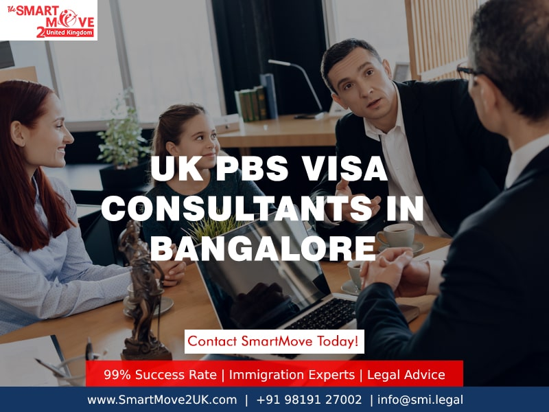 Check your UK PBS Visa Eligibility by our Consultants in Bangalore at Smart...
