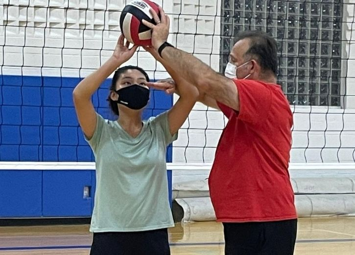 Do You Live in Houston and Want to be a Professional Volleyball Player.