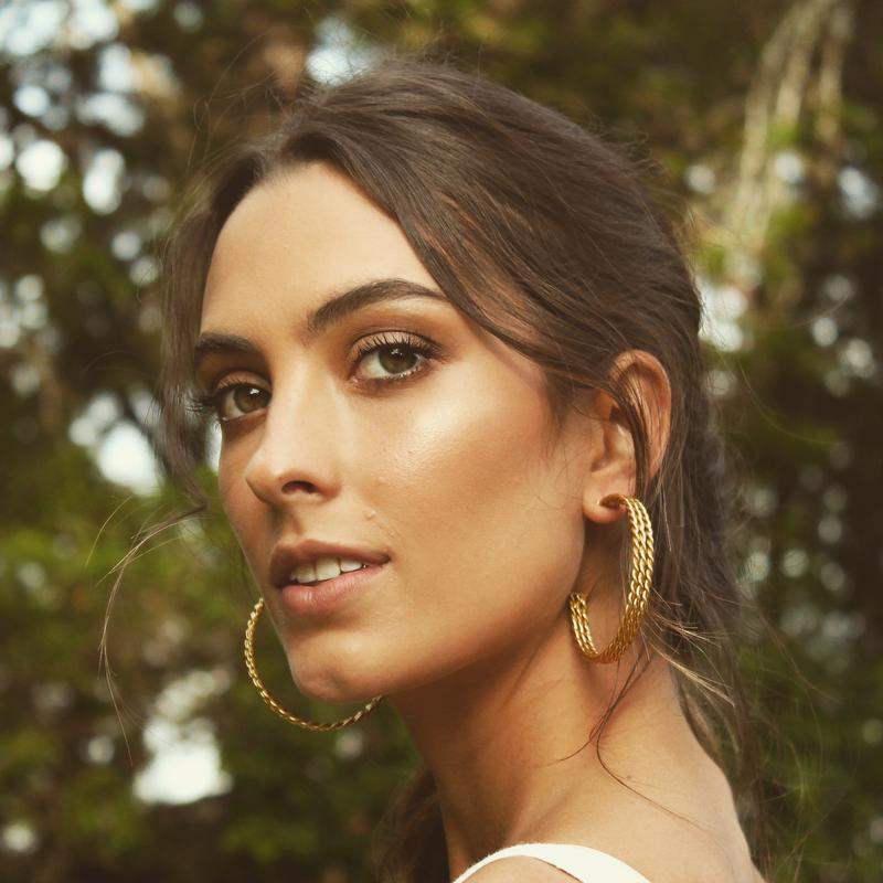 Find Small Hoop Earrings Gold Plated