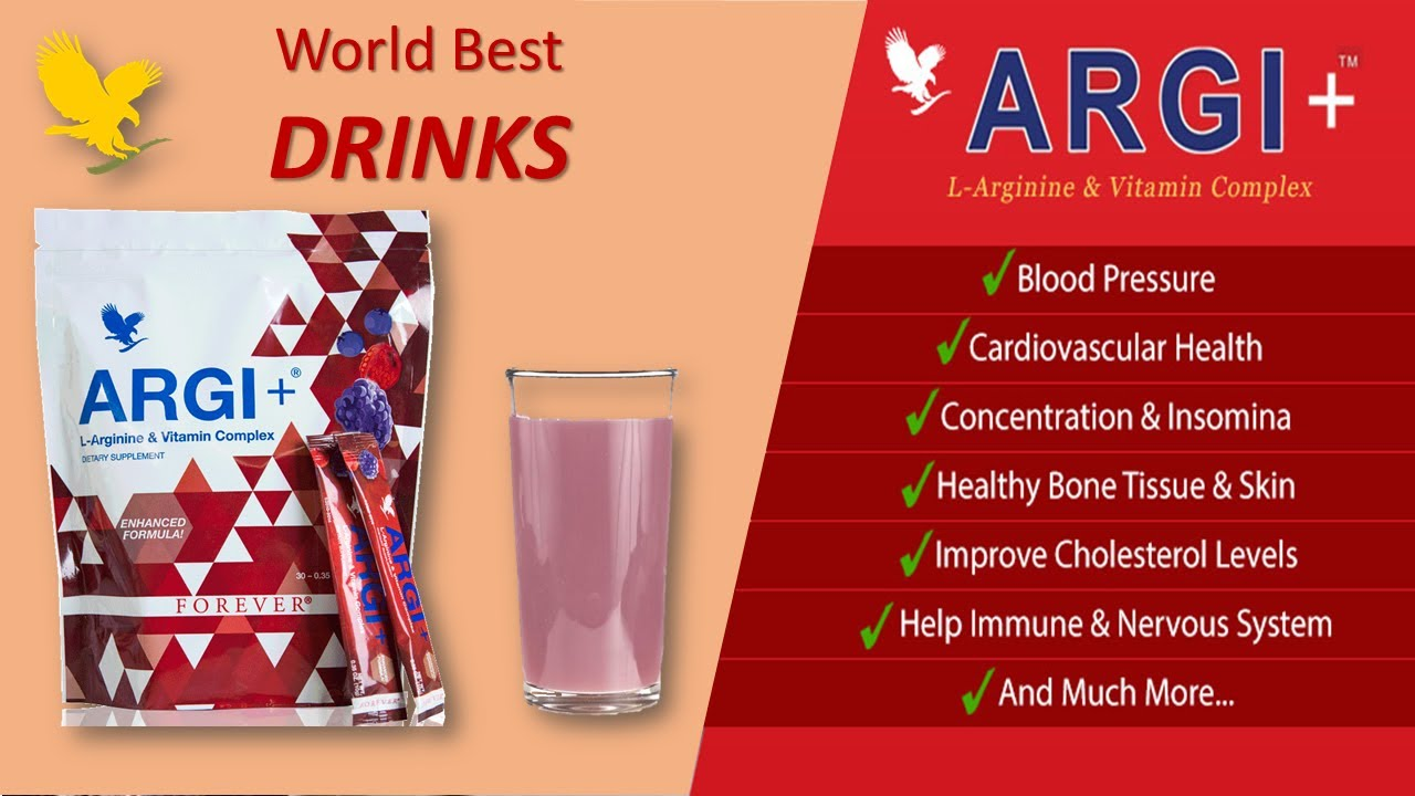 Forevers ARGI packs a lot more than delicious berry flavor into every stick...