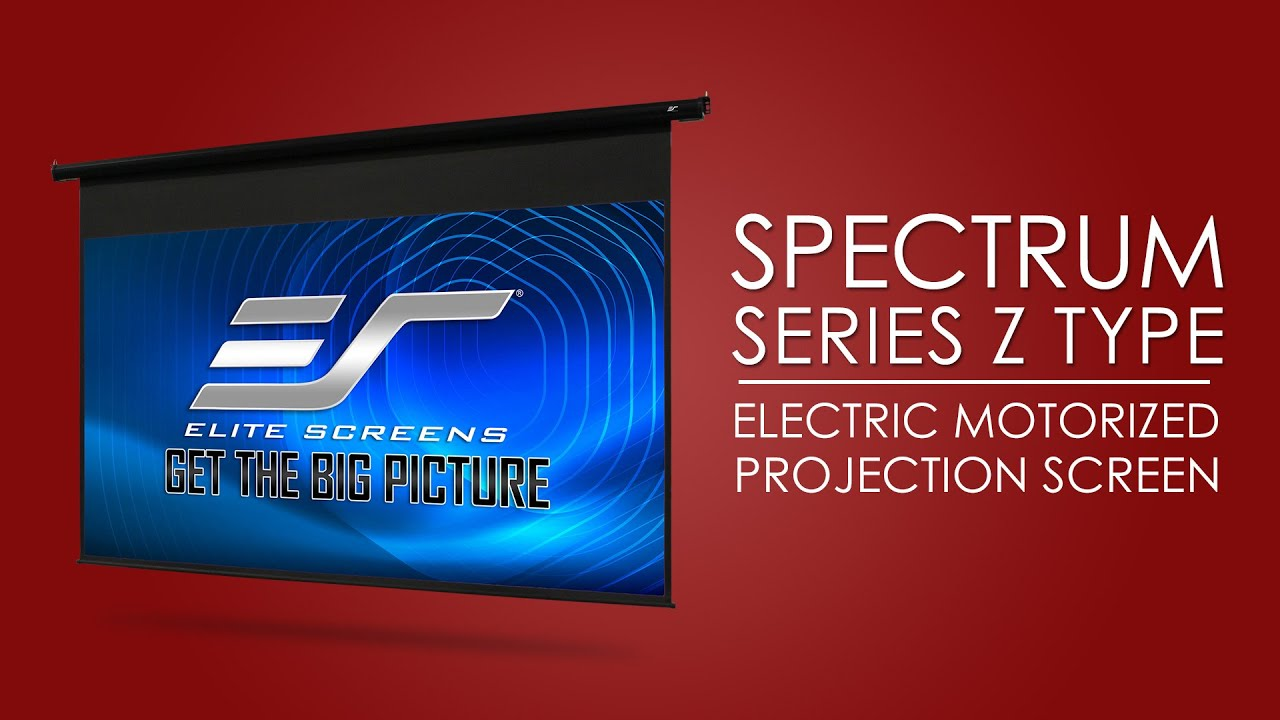 Get In Touch With Elite Screens To Get The Best Electric Projection Screen