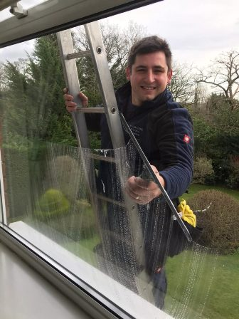 Get Proficient Cleaning Results from Window Cleaners in Harrow