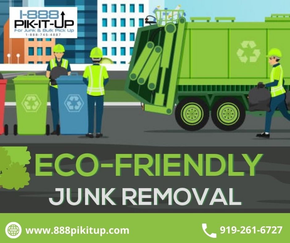 Get The Best Junk Removal Services In Raleigh