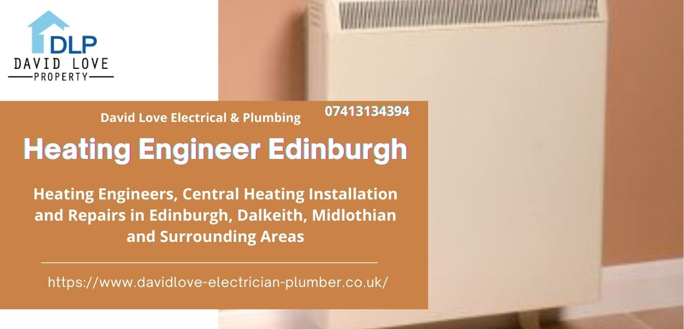 Heating Engineer or Contractor Find A Heating Engineer Now at David Love E...