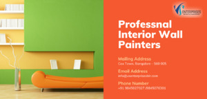 Home Interior Painting Contractors