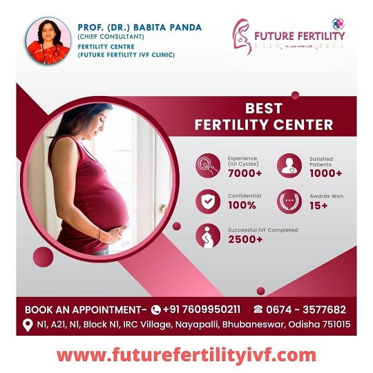IVF and Fertility Care In Bhubaneswar