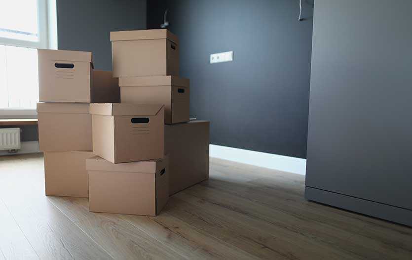 Local Moving Services Mansfield TX