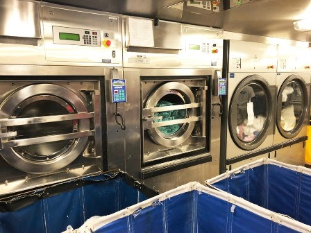 Make industrial laundry services more efficient with tunnel washer technolo...