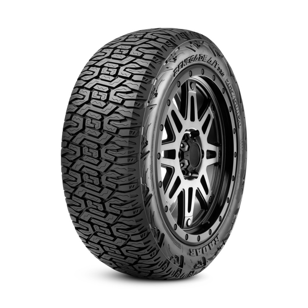 National Tire Wheel 275X55R20XL (32X11.00R20) BSW Renegade AT Pro
