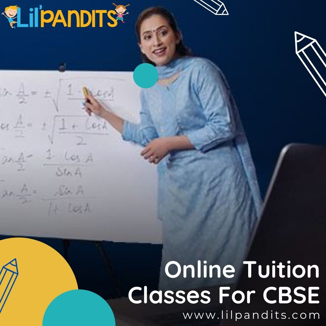 Online Tuition Classes for CBSE