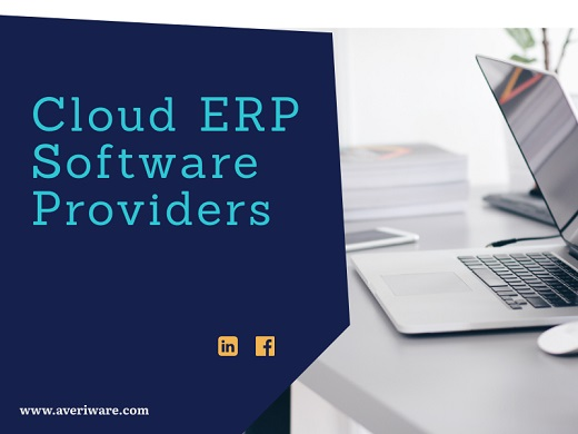 Cloudbased ERP Software to Achieve your Business Goals