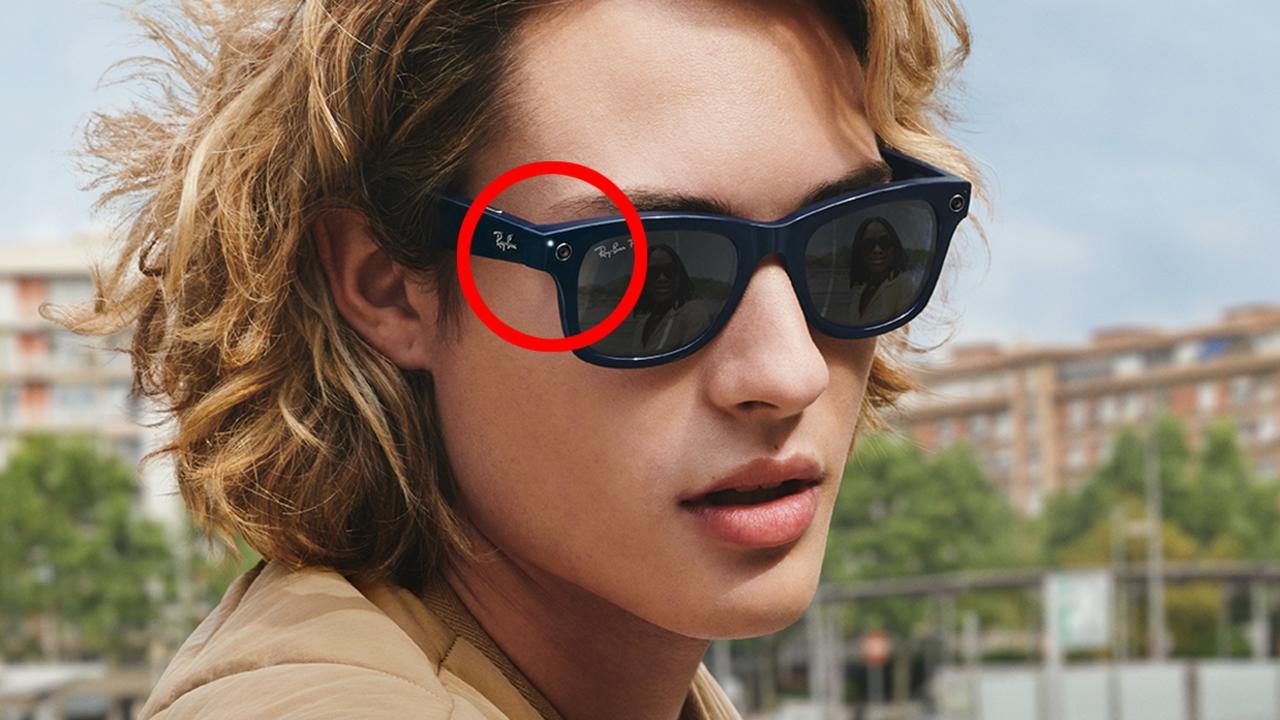 Facebook RayBan Stories (JUST LAUNCHED)