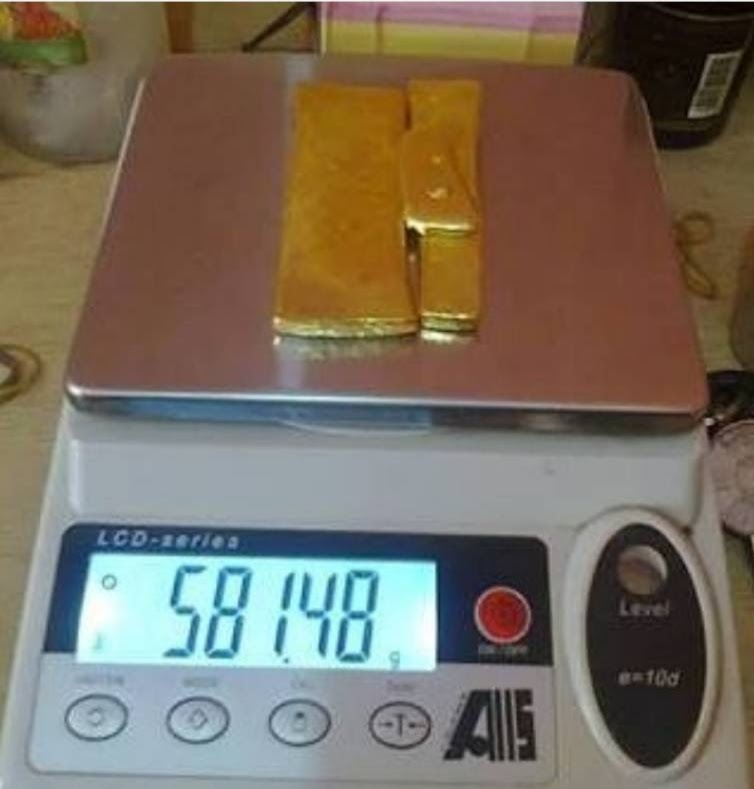 FOR GOLD DUST AND GOLD BAR FOR SALE