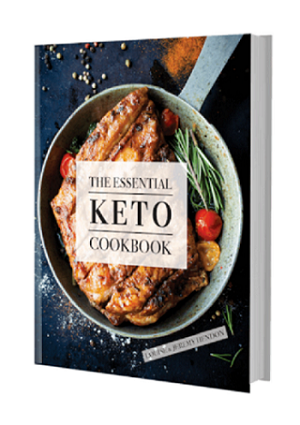 Get Your Free Keto Cookbook (Physical Print Version)!