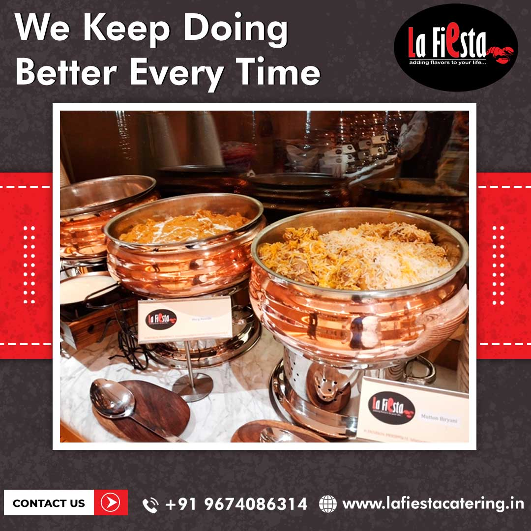 Looking for The Best Caterer in Kolkata?