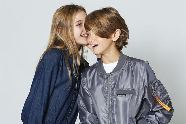 New Collection in Jackets for Kids Members Only
