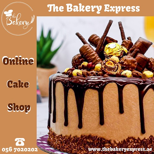 Online Customized Birthday Cakes Delivery in Dubai Best Cake Shop