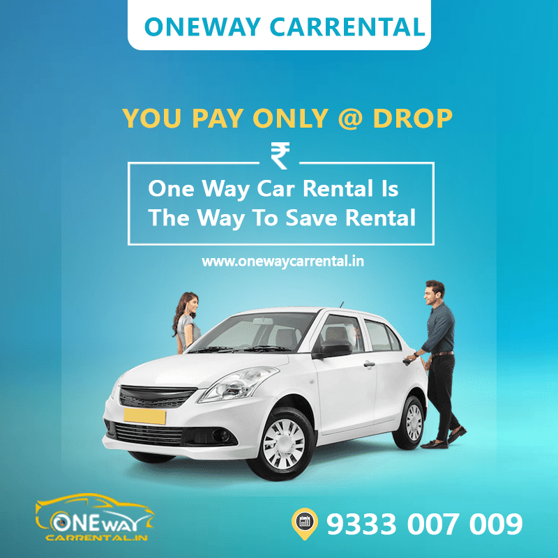 Outstation Cab Booking Service OneWayCarRental