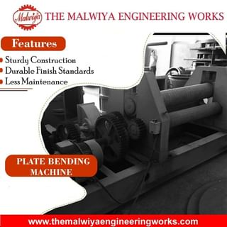 Plate Bending Machine manufacturer and supplier in India