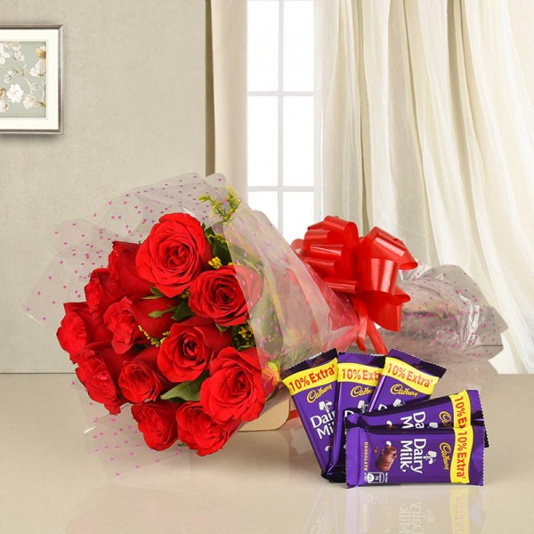 Send Creative Gifts for Boyfriend from MyFlowerTree with Same Day Delivery