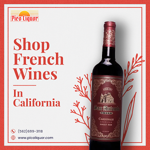 Shop French Wines In California